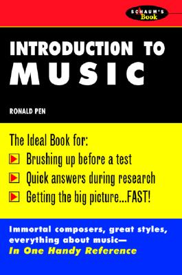 Introduction to Music By Pen, Ronald